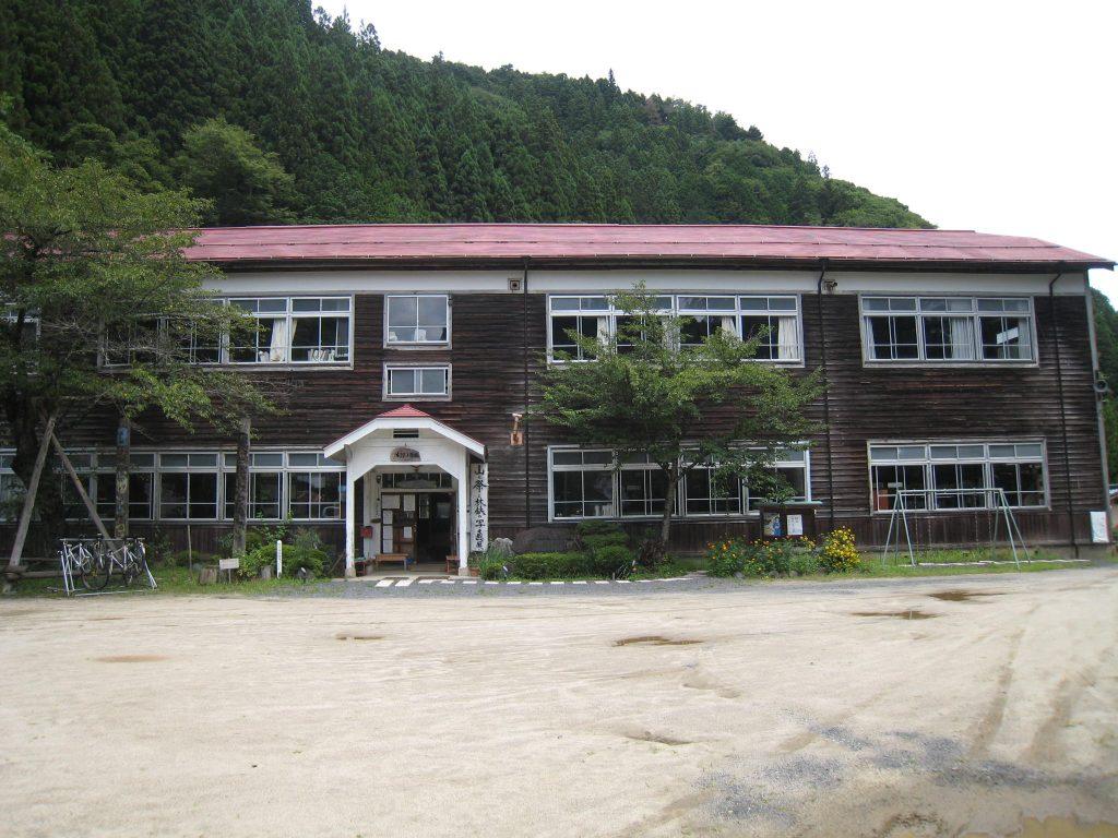 ⑤旧木澤小学校