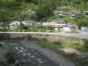 ⑦-1いろりの宿 島畑(外観)