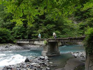 14-1遠山森林鉄道(沈下橋)