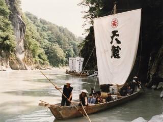 ⑦天竜川通船を学ぶ